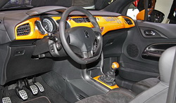 Citroen DS3 Racing Темп Авто Краснодар