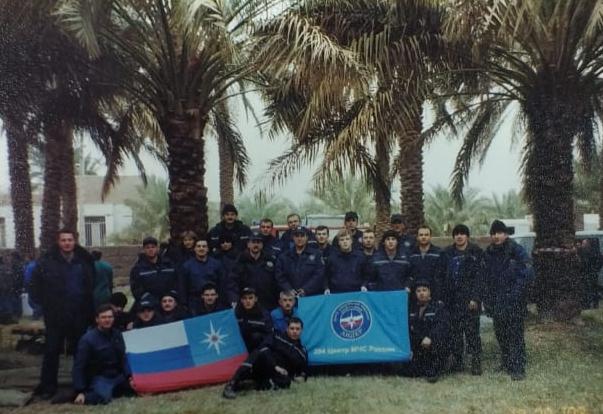Бам, Иран 26 декабря 2003 года.