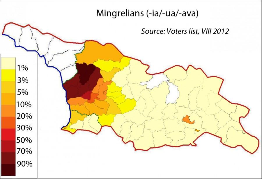 mingrelians