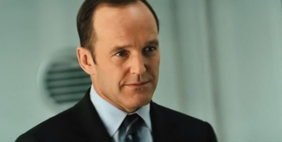Damn sexy Coulson
