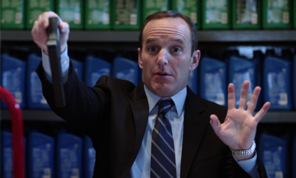 Coulson AFunnyThingHappened 1