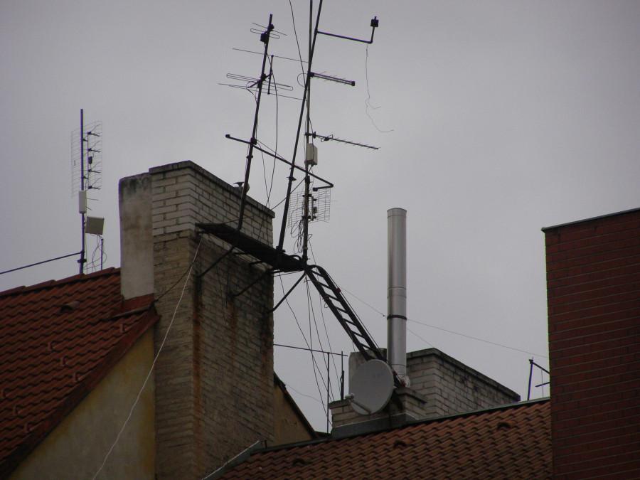 Nuselská střecha