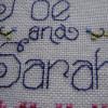 Sarah & Joe - Wedding Sampler