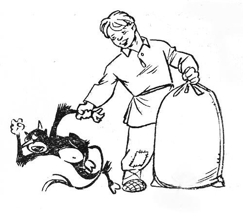 Картинка сказка о попе и его работнике балде читать