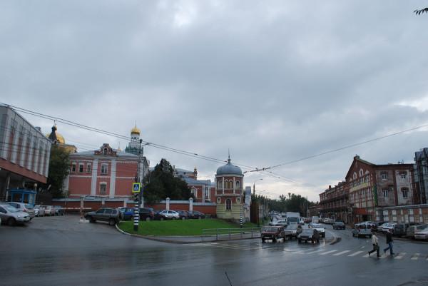 вид из окон на Волжский проспект1