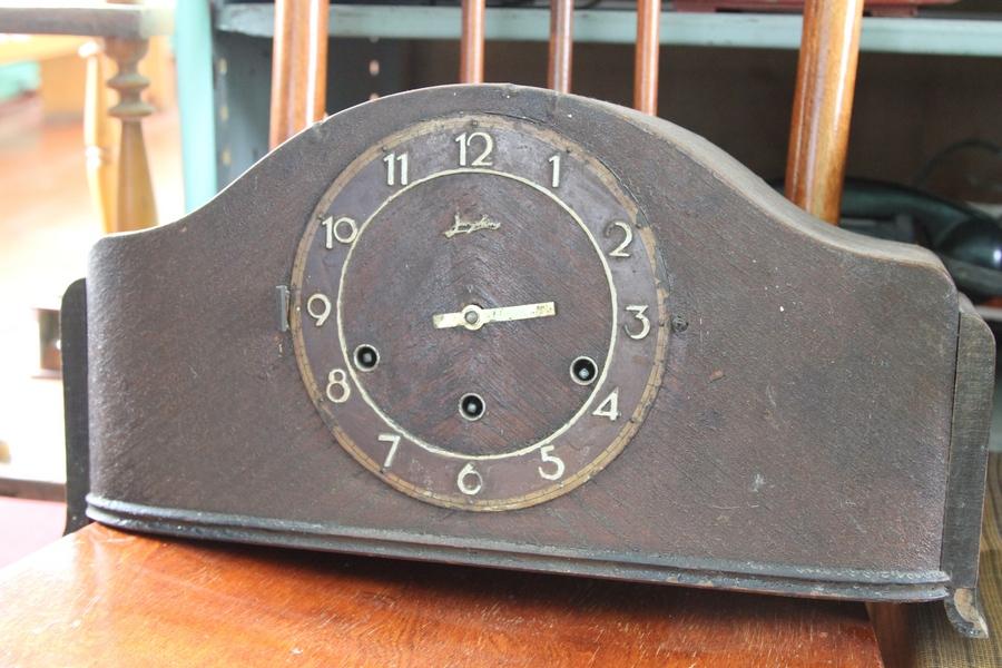 Привезенные с войны немецкие часы