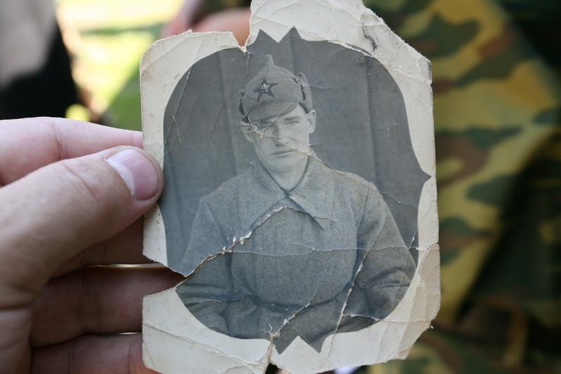 Скурлатов в 1941 году