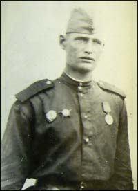 Алексей Скурлатов в 1944 году