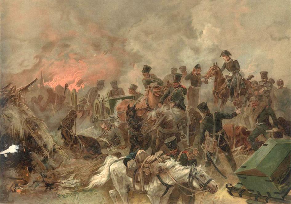 Характеристика наполеона и кутузова в романе война и мир