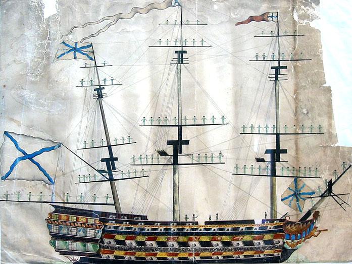 Изображение корабля