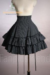 Fanplusfriend skirt 1