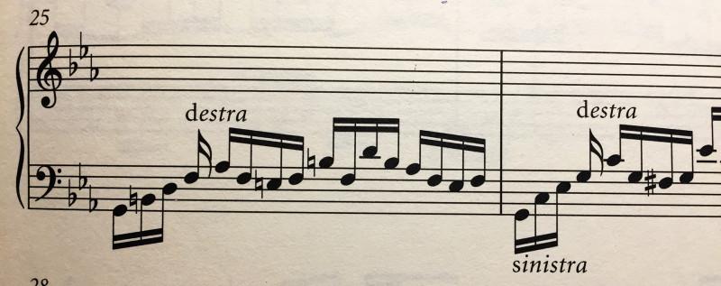 Bärenreiter, Bach WTC I, (к слову, набранный в Score 4.0)