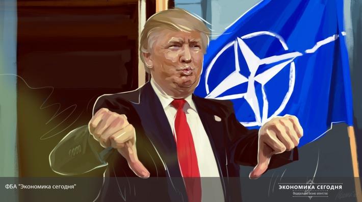 НАТО – устаревшая организация, по мнению немецкой оппозиции