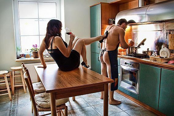 муж и жена2