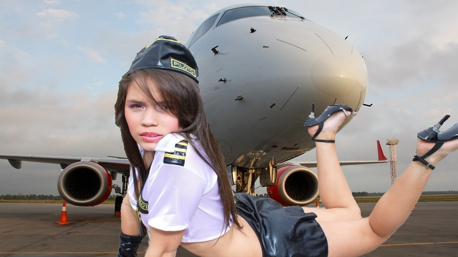 любительские фото пилоток