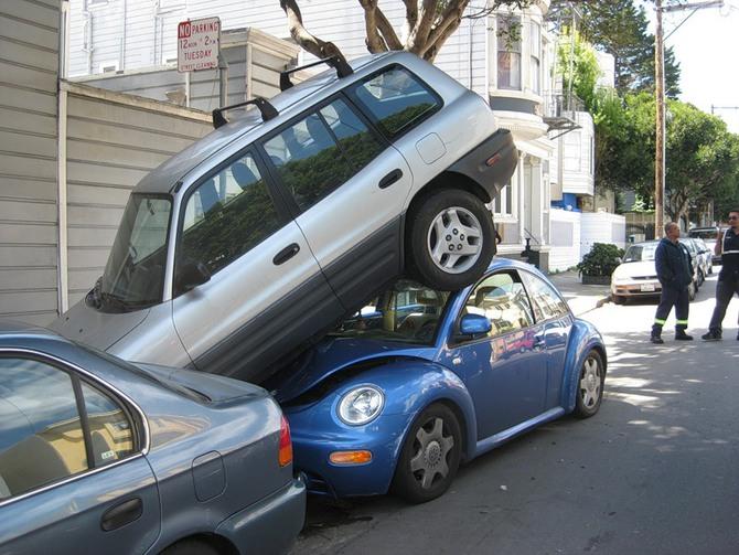 crazyparking