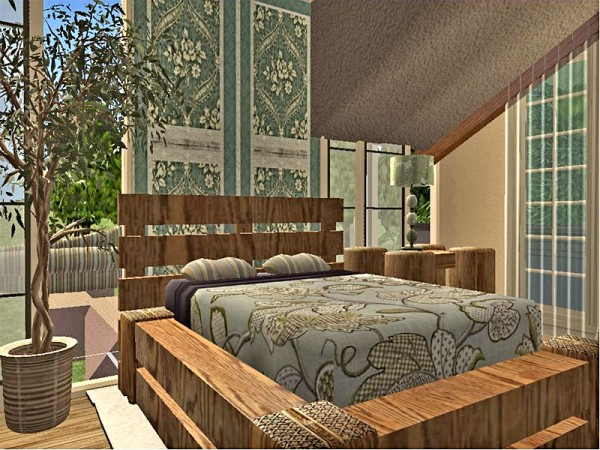 Ai China Bedroom Recolors Sims 2 Lady T Sims 2 Designs