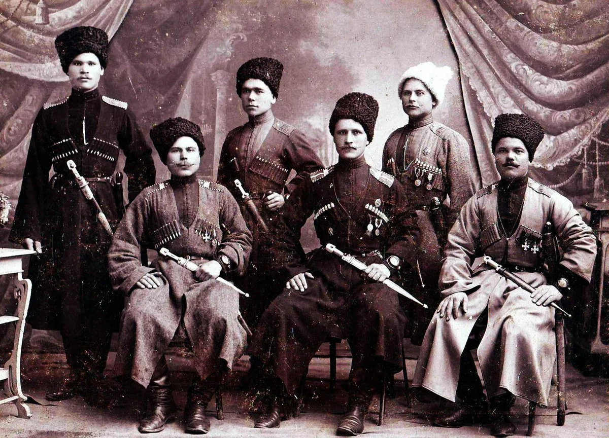 Сунженские казаки