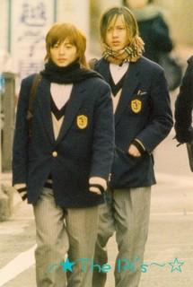Yamada Ryosuke And Shida Mirai