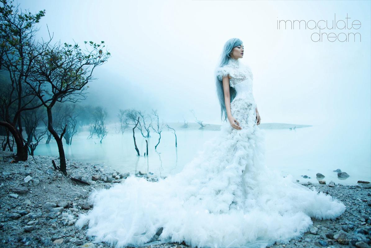 1-Immaculate Dream by Aldi Indrajaya & Nicoline Patricia Malina for Dewi