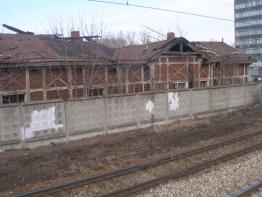 Вокзал станции Подмосковная, 1905-1906 годы.- Каким он стал