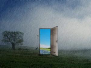 Дверь в жизнь настоящую