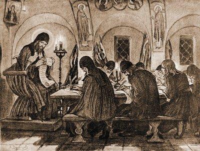 Письма монахов