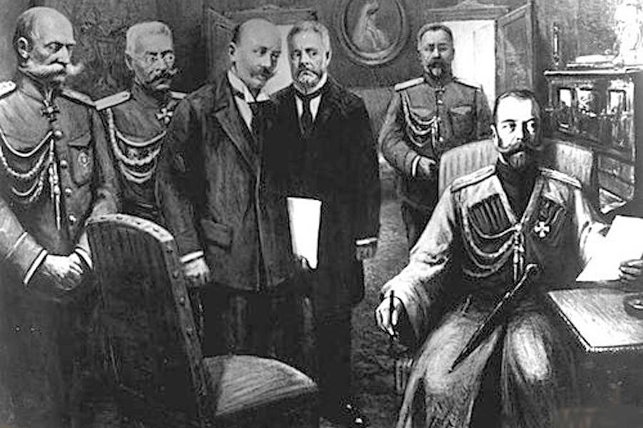 История РПЦ 2. Февральская революция