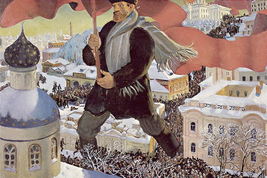 История РПЦ. О революции вообще.