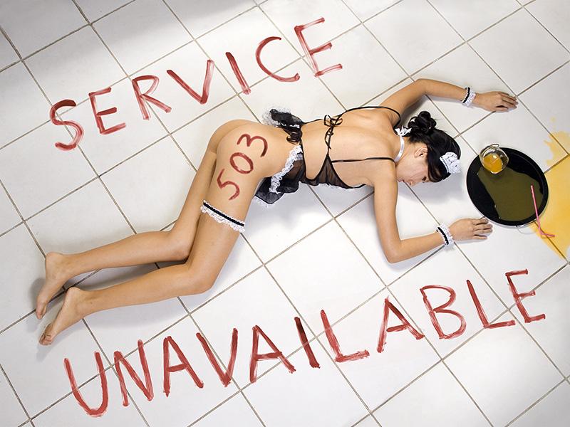 serverisdown