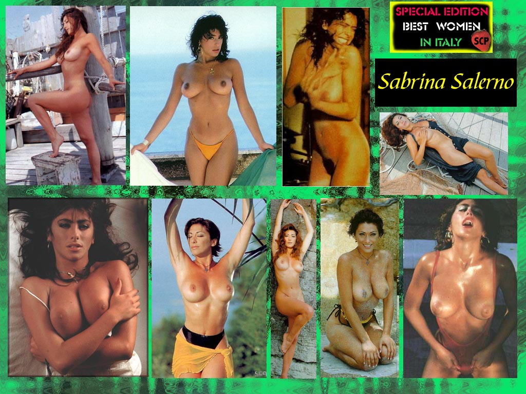 Секс символ восьмидесятых сабрина