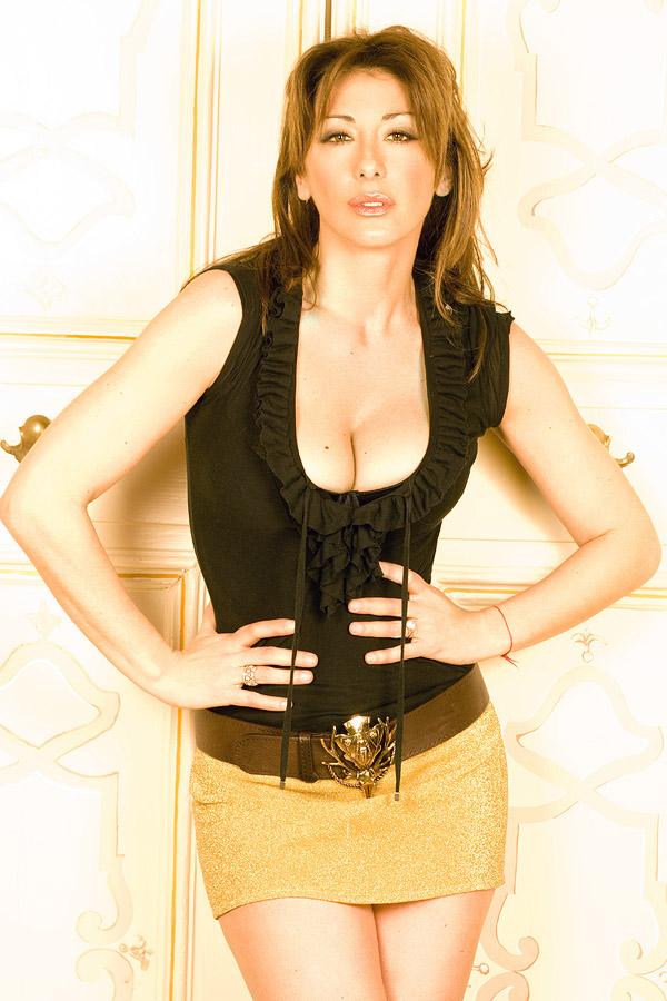 Sabrina Salerno, sexy ieri e oggi.
