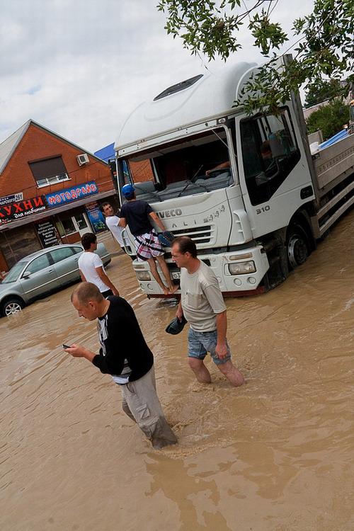 Крымск наводнение 46