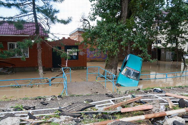 Крымск наводнение 06