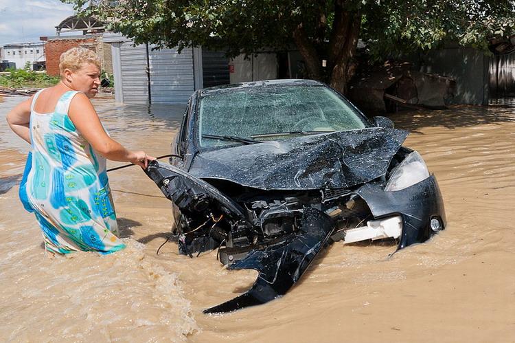 Крымск наводнение 07