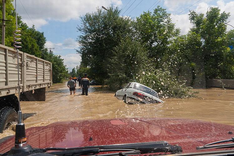 Крымск наводнение 08