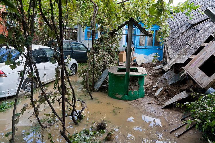 Крымск наводнение 09