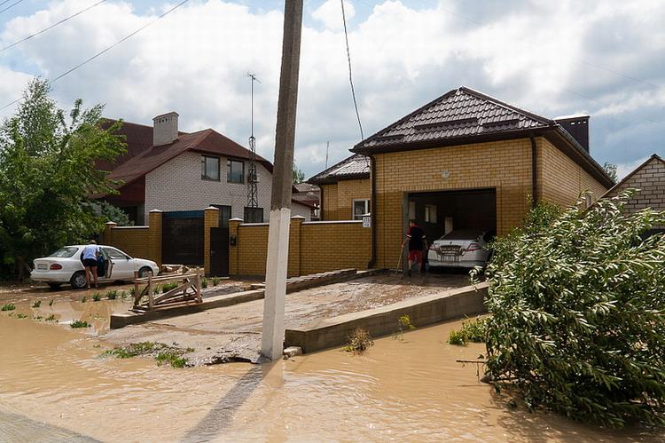 Крымск наводнение 11