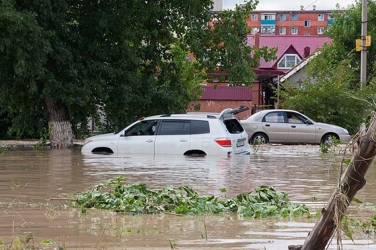 Крымск наводнение 12