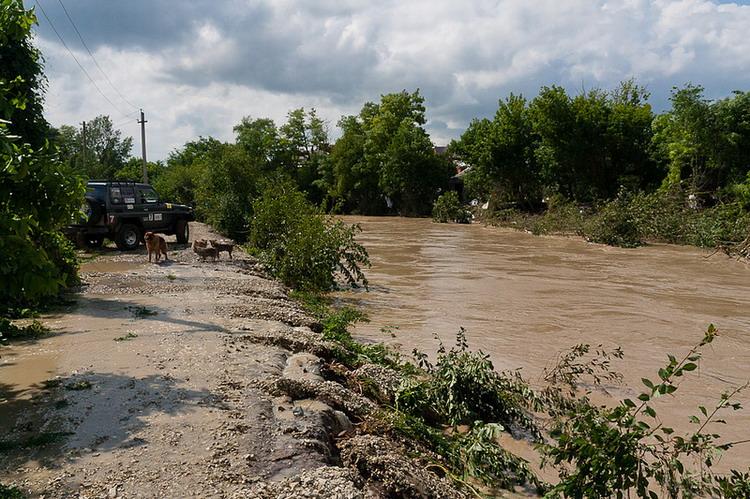 Крымск наводнение 13