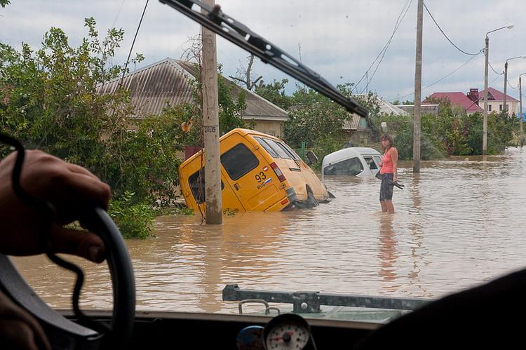 Крымск наводнение 15