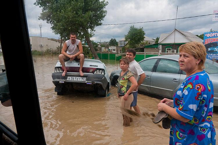 Крымск наводнение 16