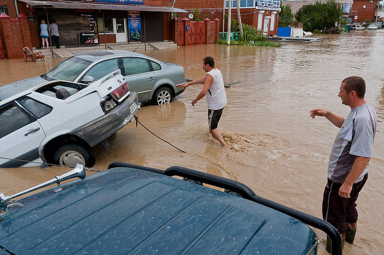 Крымск наводнение 17
