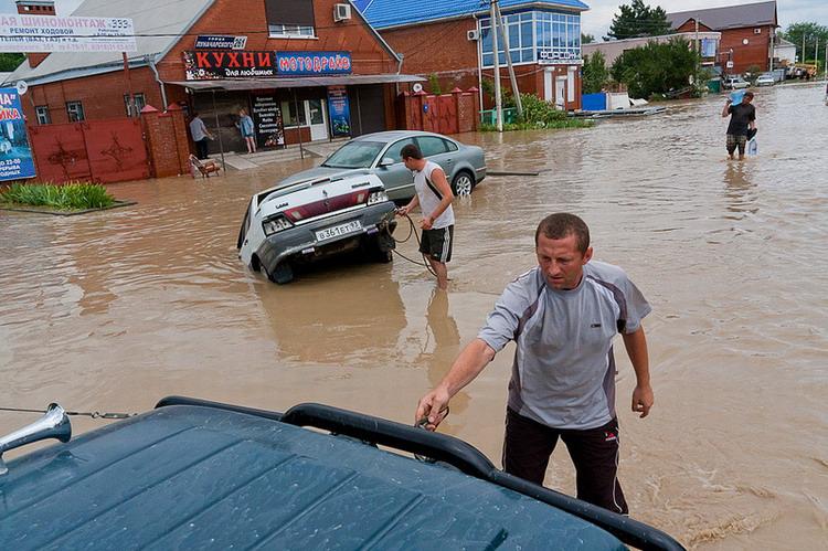 Крымск наводнение 18