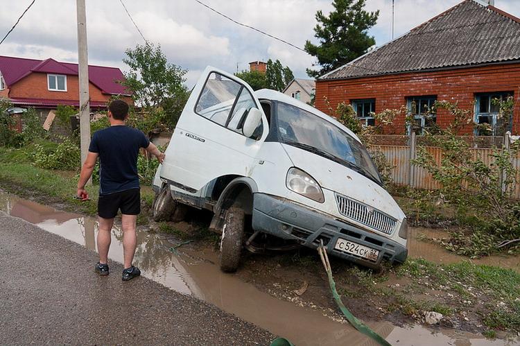 Крымск наводнение 20