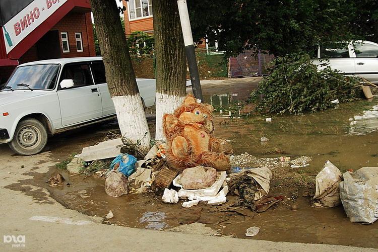 Крымск наводнение 21