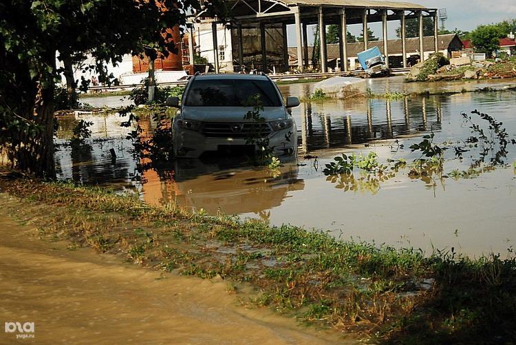 Крымск наводнение 22