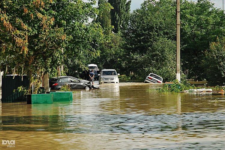 Крымск наводнение 23