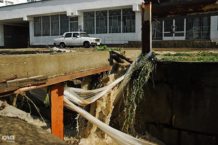 Крымск наводнение 24