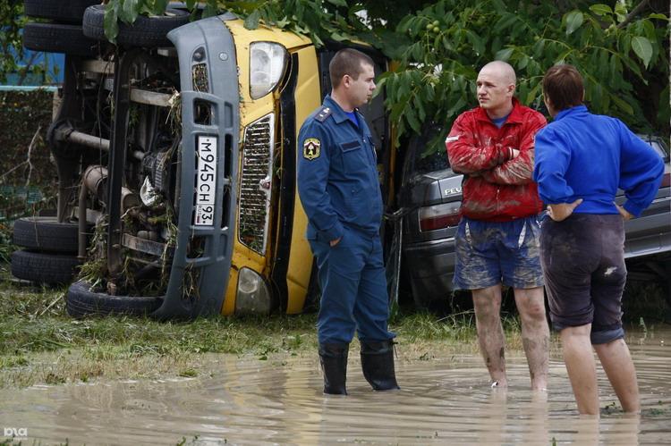 Крымск наводнение 38